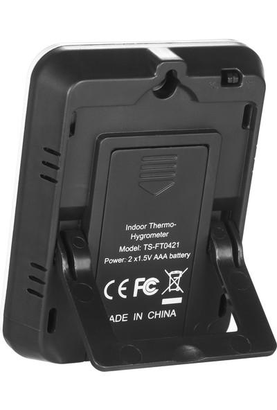 Mbw Mini LCD Dijital Kapalı Termometre Higrometre Odası (Yurt Dışından)
