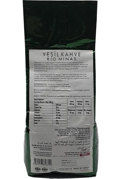 Asırlık Kahve 1453 Yeşil Kahve Çekirdeği ( 1000 gr )