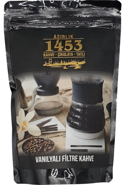 Asırlık Kahve 1453 Vanilyalı Filtre Kahve ( 200 gr )