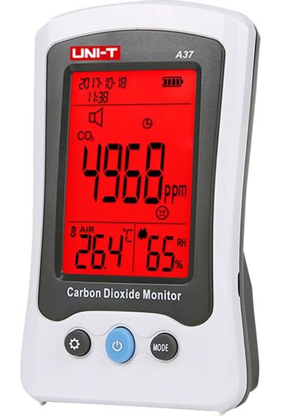 Uni-T A37 Karbon Dioksit Monitörü 1500 Mah Şarj Edilebilir (Yurt Dışından)