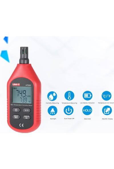 Uni-T UT333 °C / °F Taşınabilir İç Mekan Mini Dijital (Yurt Dışından)