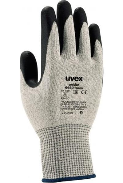Uvex Unidur 6659 Foam Kesilmeye Karşı Koruyucu Eldiven