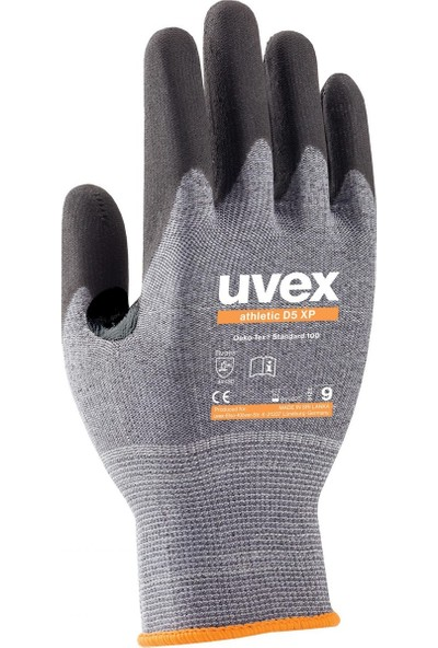 Uvex Athletic D5 Xp Yüksek Kesilmeye Karşı Koruyucu Eldiven