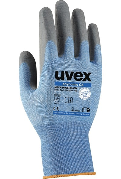 Uvex Uvex Phynomic C5 Kesilmeye Karşı Koruyucu Eldiven