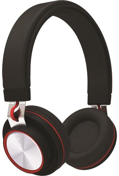 Preo My Sound MS06 Bluetooth Kulaküstü Kulaklık Kırmızı