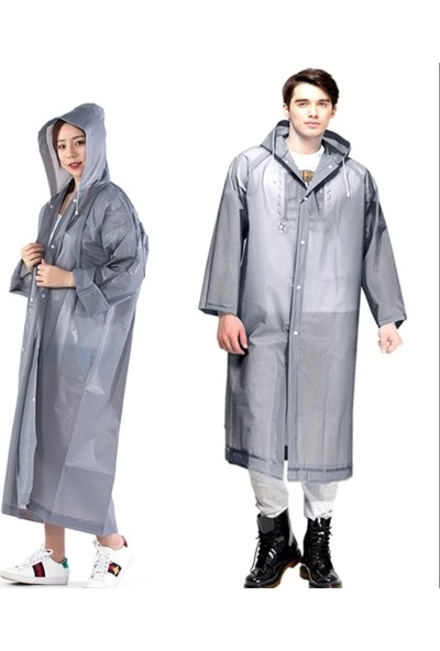 Marlux Raıncoat Eva Unisex Yağmurluk