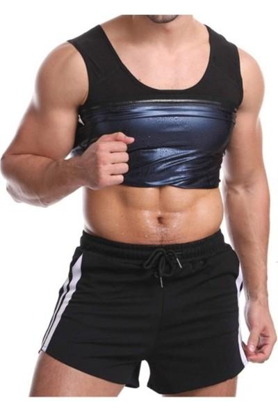 Sweat Termal Sauna Polimer Kaplama Askılı Termal Atlet