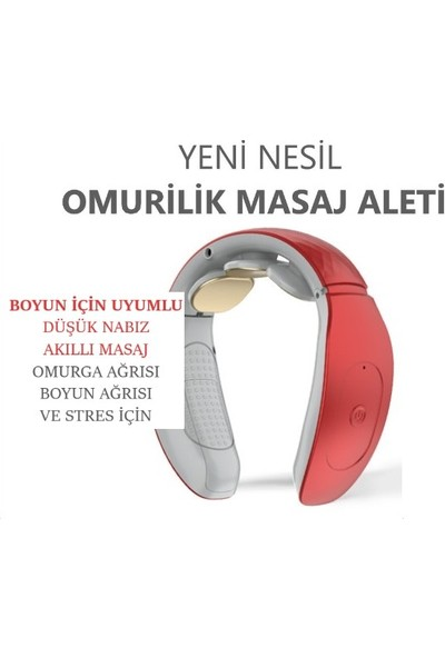 CDD Boyun Masaj Aleti