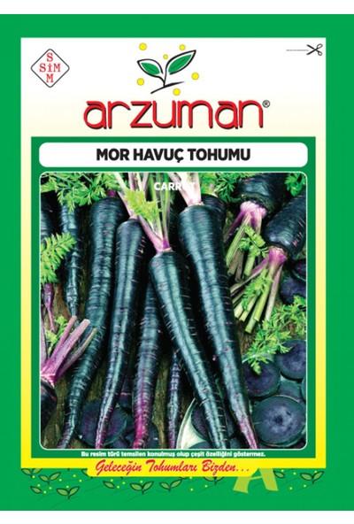 Arzuman Mor Havuç Tohumu (5 Gr)