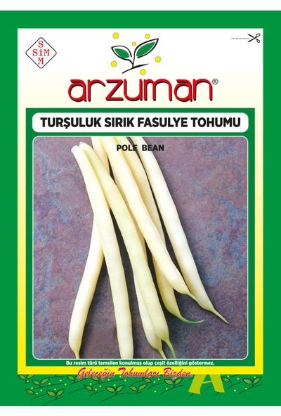 Arzuman Hanımteni (Turşuluk) Sırık Fasülye Tohumu 50 Gram