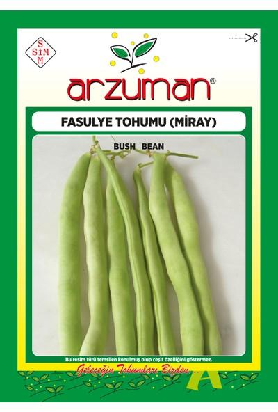 Arzuman Miray (Magnum Tipi) Oturak Fasülye Tohumu 50 Gram