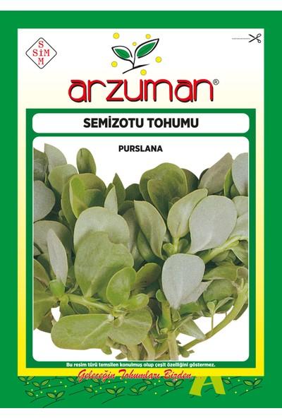 Arzuman Yeşim Semizotu Tohumu 10 Gram