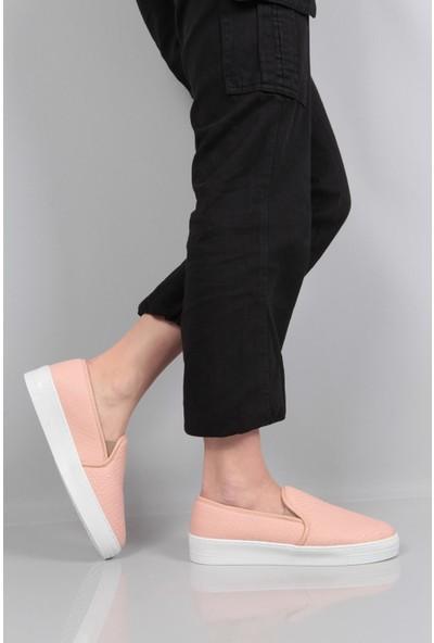 Capone Outfitters Capone 030 Kadın Slipon Bağcıksız Spor Ayakkabı Sneaker