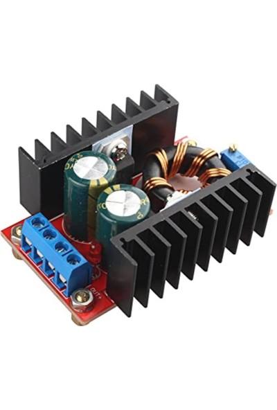Emay Center Dc-Dc 150W 10A Boost Converter Voltaj Yükseltici Regülatör 10-32V