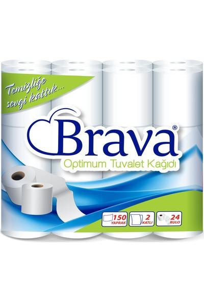 Brava Optimum Tuvalet Kağıdı 24'lü