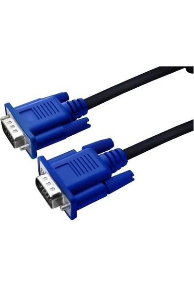 Uğur VGA To VGA 5 mt VGA Görüntü Aktarma Kablosu