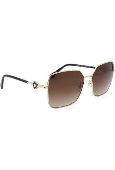 Versace 0VE2227 125213 59 Kadın Güneş Gözlüğü