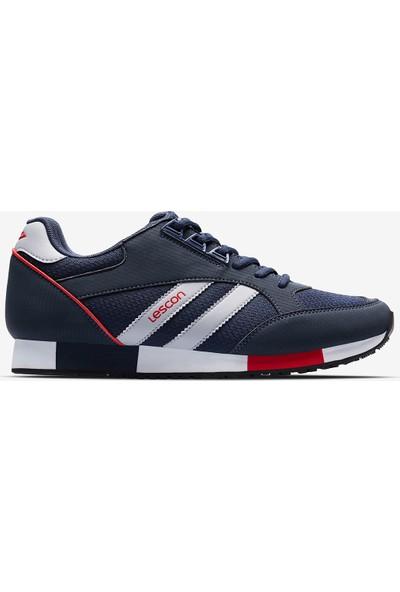 Lescon Boston 2 Lacivert Erkek Sneaker Ayakkabı