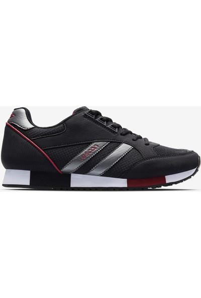 Lescon Boston 2 Siyah Erkek Sneaker Ayakkabı