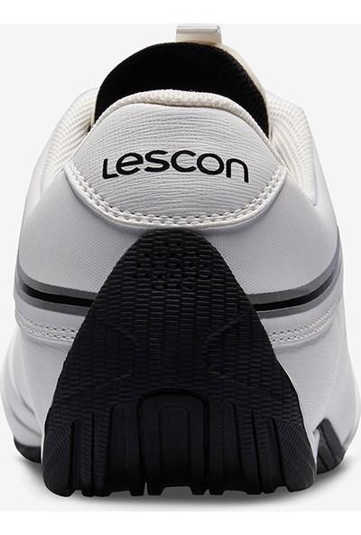 Lescon Ghost 2 Beyaz Erkek Sneaker Ayakkabı