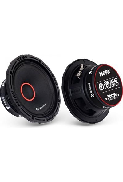 Reiss Audio RS-M6PX 16 cm Midrange Speaker 1 Takım / 2 Adettir