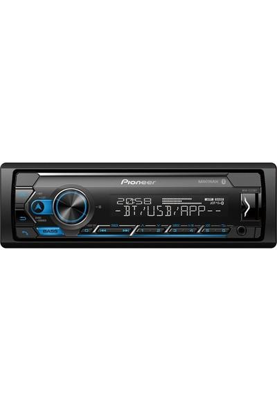 Pioneer MVH-S325BT 4 x 50 Watt Usb-Fm-Aux-Çift Bluetooth 4X50 W Oto Teyp