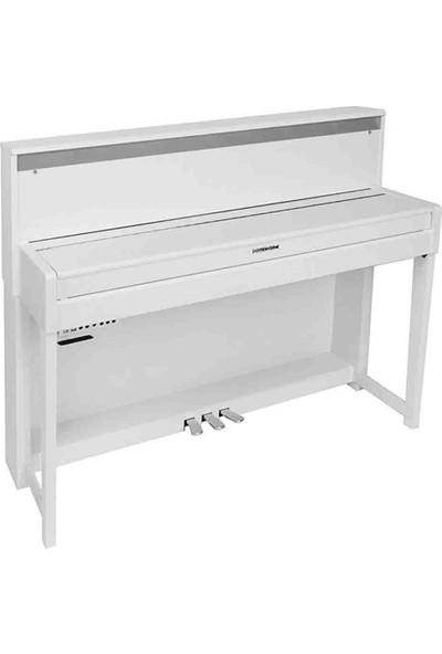 Medeli DP650K Dijital Piyano - Parlak Beyaz