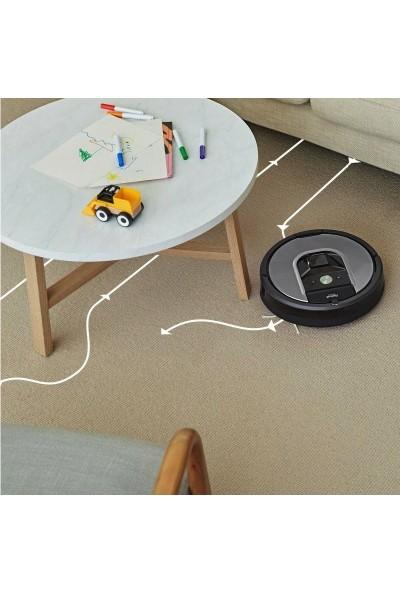 Irobot Roomba 975 Akıllı Robot Süpürge