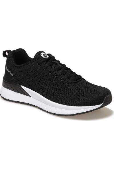 Lumberjack Connect 1fx Siyah Erkek Koşu Ayakkabısı