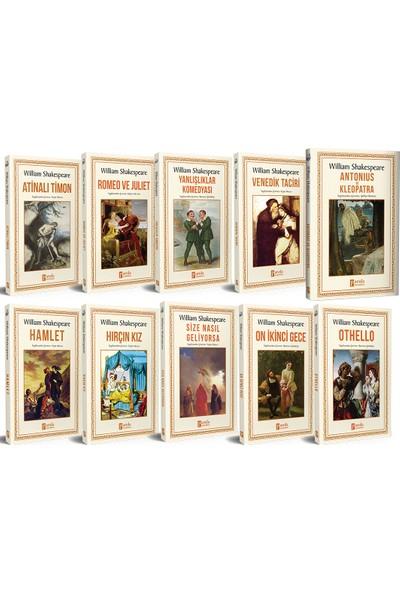 Parola Yayınları Shakespeare 10 Kitap Set