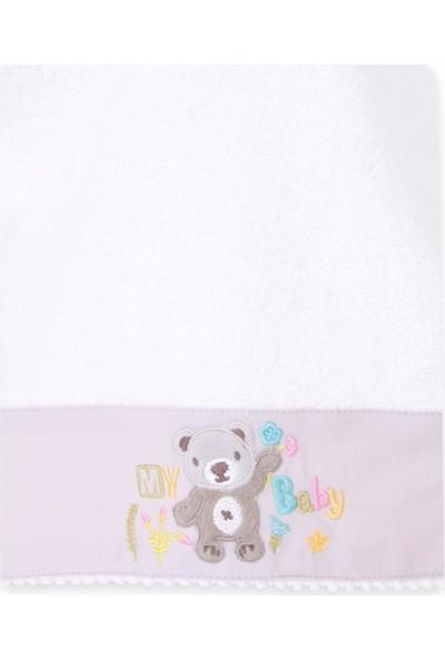Baveno Pamuklu 30 x 50 cm Bebek/çocuk Havlusu