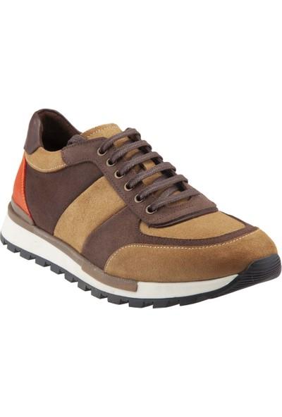 Hush Puppies 324 Erkek Kahverengi Ayakkabı