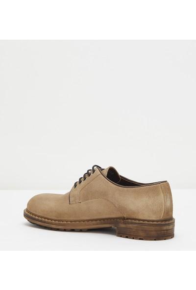 Hush Puppies 01220 Erkek Bej Ayakkabı
