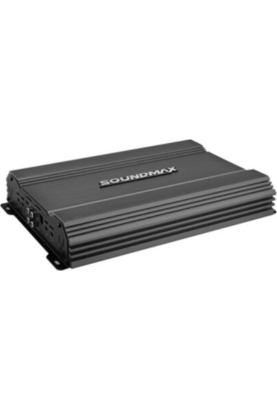 Soundmax Sx-3800.4 3800 Watt 4 Kanal Profesyonel Anfi