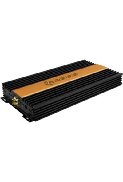 Reiss Audio RS-4150.4 4 Ohm 4x150 Watt 4 Kanal Oto Anfi