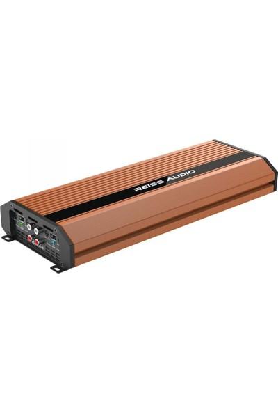 Reiss Audio RS-Px400.4D 4 Ohm 4x400 Watt 4 Kanal Oto Anfi