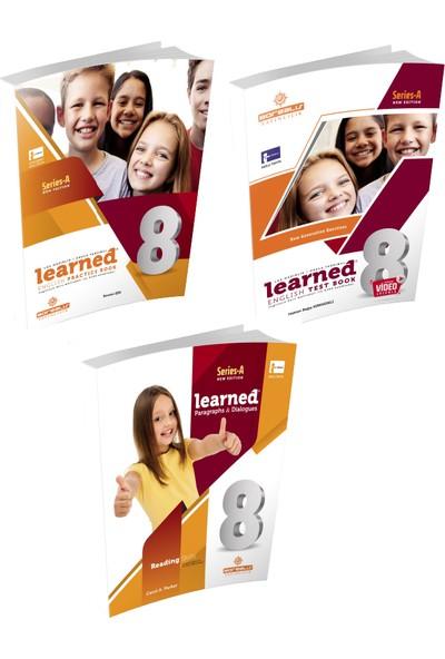 8. Sınıf Learned English Practıce &Test & Paragraphs-Dia