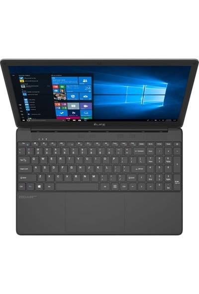 "I-Lıfe Zed Air Cx3 Intel Core i3 5005U 4GB 256GB SSD Windows 10 Home 15.6"" FHD Taşınabilir Bilgisayar NTBTILWSI3154256"