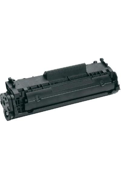 Powertiger Hp Q2612A Toner Kartuşu, Canon Fx-10 Toner, Hp 12A, For 1010-1018-1020-1022 Uyumlu