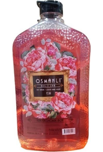 Osmanlı Sıvı Sabun Gül 4 Lt