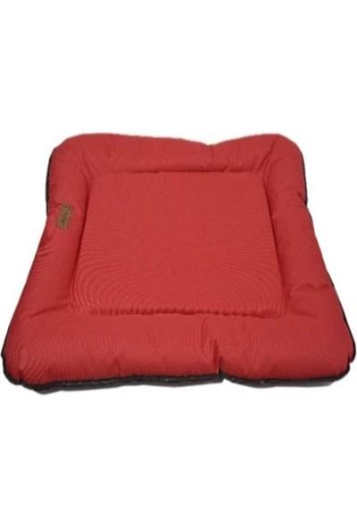 Dubex Imperteks Yer Minderi Kırmızı X-Large 125X82X9H cm