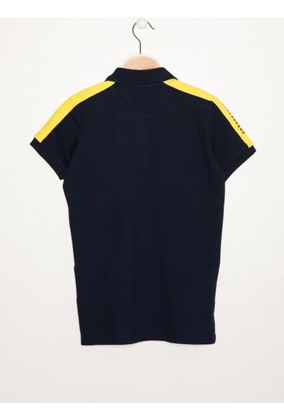Fenerbahçe Beku Lacivert Çocuk Polo Yaka T-Shirt TK038C8Y01