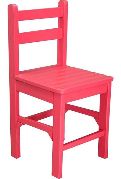 Zizuva Renkli Çocuk Sandalyesi