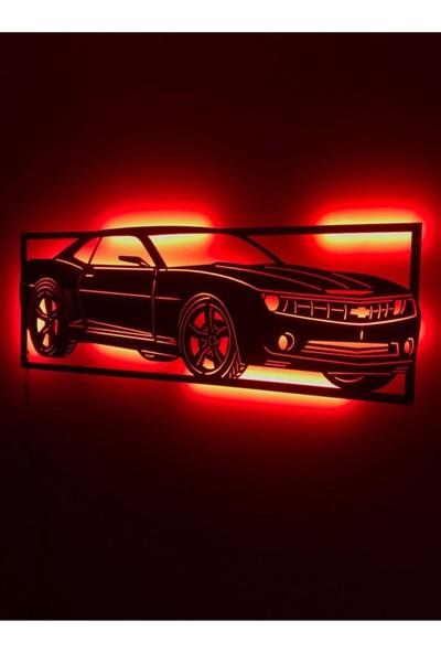 Dekoraven Camaro LED Işıklı Tablo