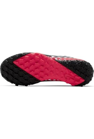 Nike Jr Vapor 13 Academy Njr Tf Çocuk Beyaz Halı Saha Futbol Ayakkabısı AT8144-006
