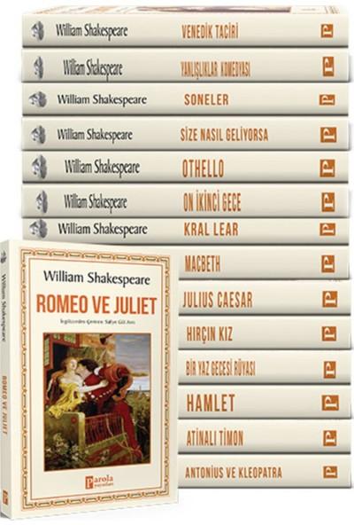 Shakespeare Eserleri Seti - William Shakespeare