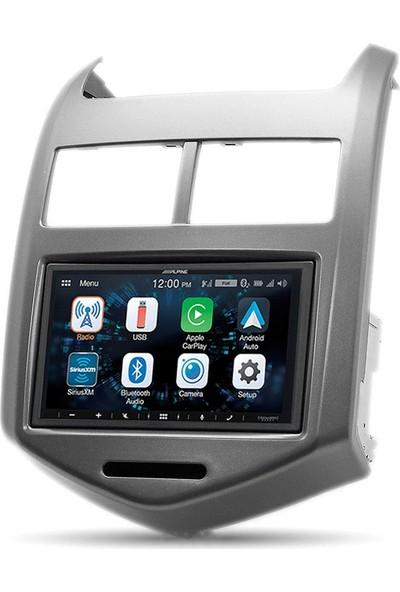 Alpine Chevrolet Aveo Carplay Androidauto Multimedya Sistemi