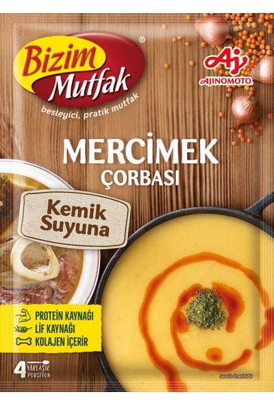 Bizim Mutfak Kemik Suyuna Mercimek Çorbası 72 gr