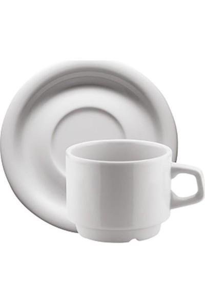 Kütahya Porselen Frig Espresso Kahve Fincan Seti 100 cc 6 Lı