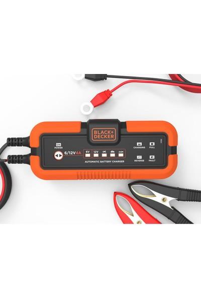 BLACK+DECKER BXA22 6V/12V 120A Akıllı Akü Şarj ve Akü Bakım Cihazı